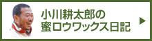 小川耕太郎の蜜ロウワックス日記